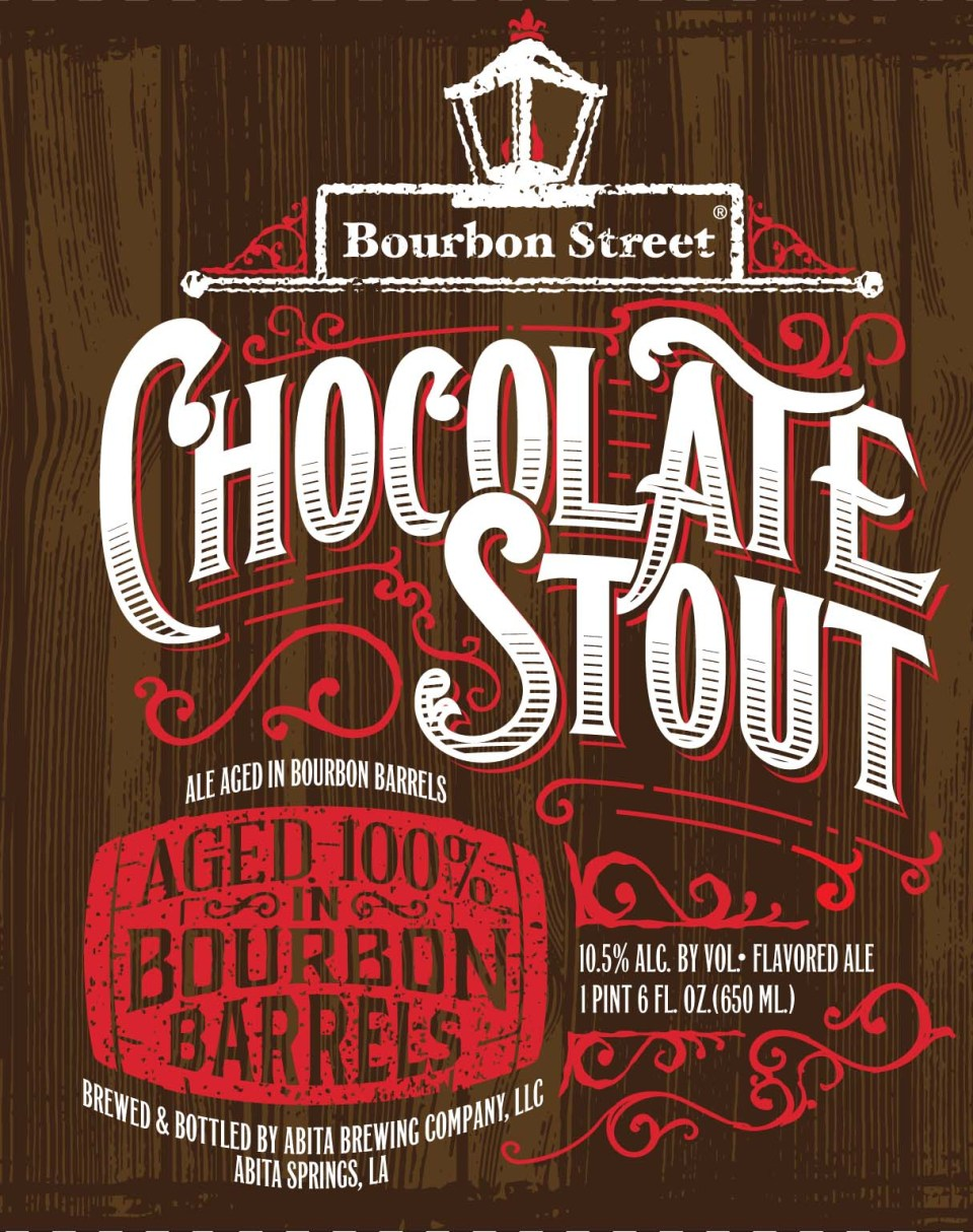 Abita Bourbon Street Chocolate Stout