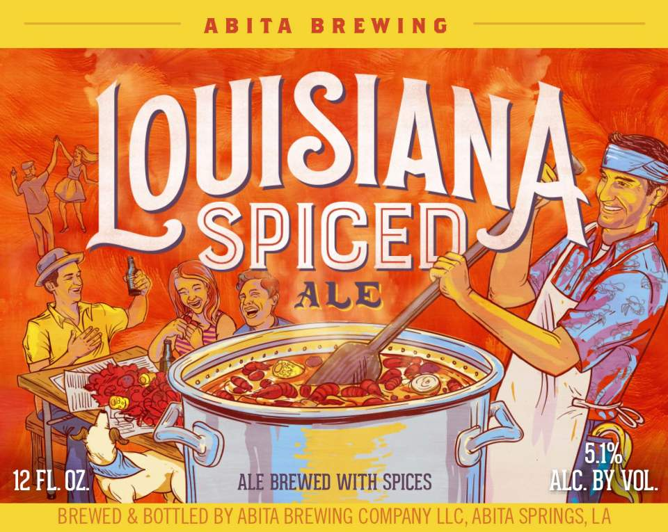 Abita Louisiana Spiced Ale