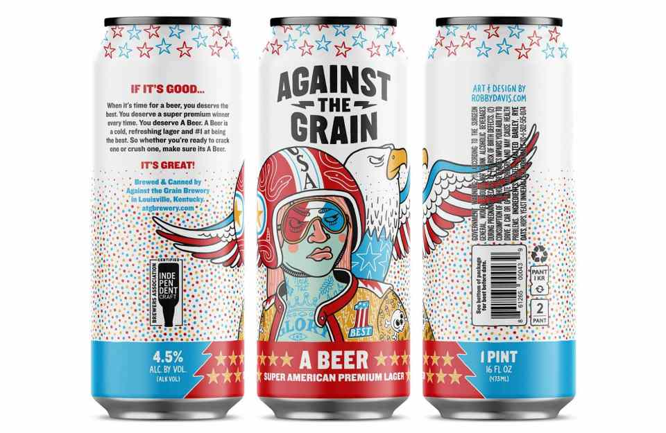 Against the Grain A Beer