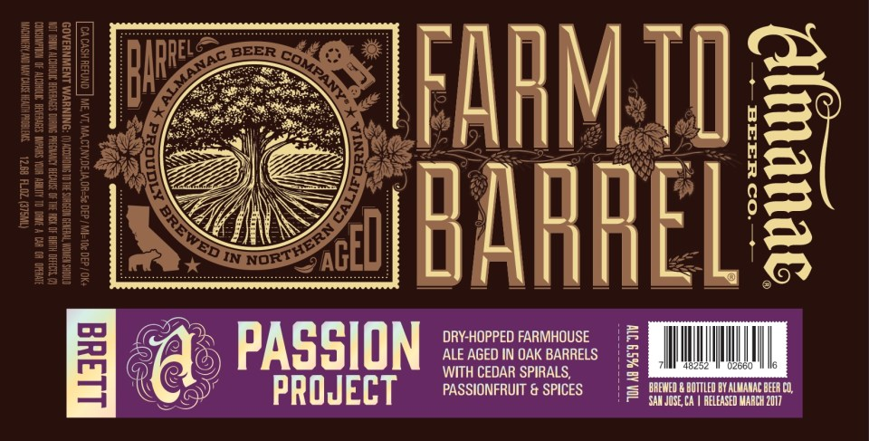 Almanac Passion Project