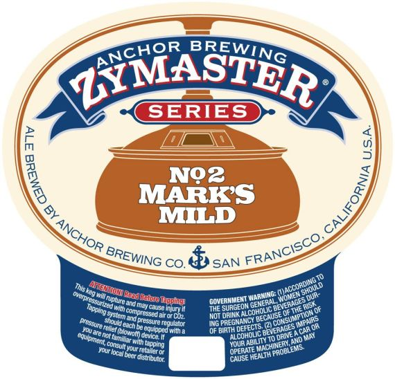 Anchor Zymaster Series No 2 Mark's Mild