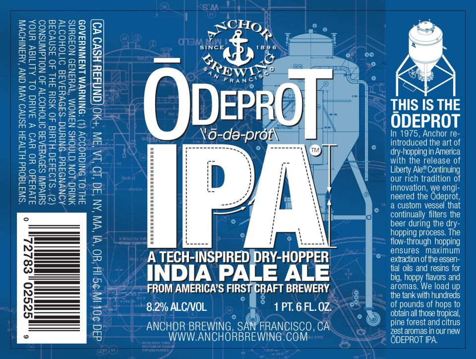 Anchor Odeprot India Pale Ale