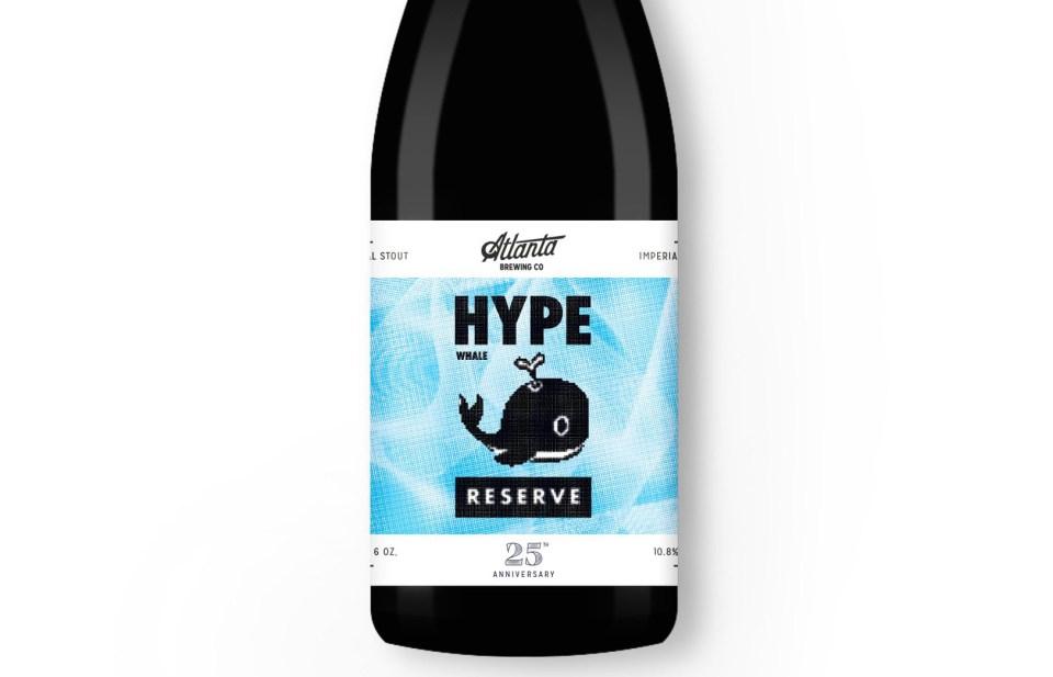 Atlanta Brewing Hype Whale