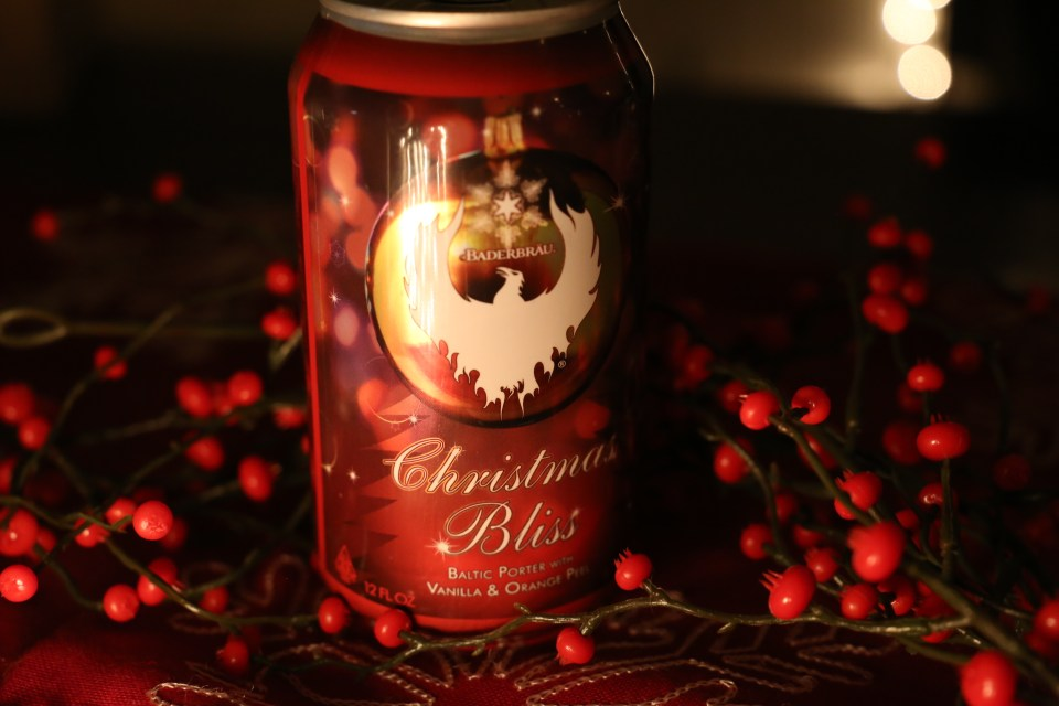 Baderbrau Christmas Bliss