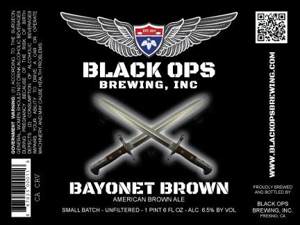 Bayonet-Brown