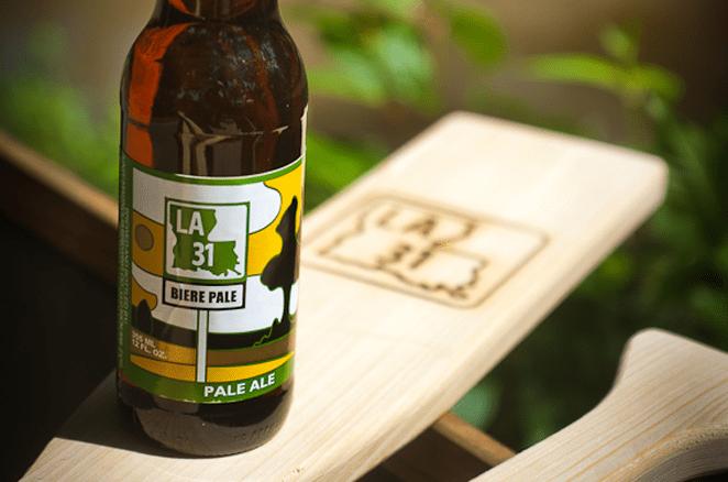 Bayou Teche La 31 Biere Pale Ale