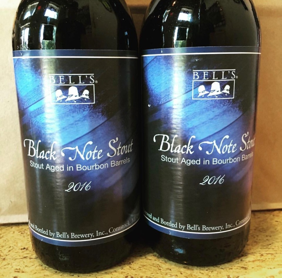 Bell's Black Note 2016