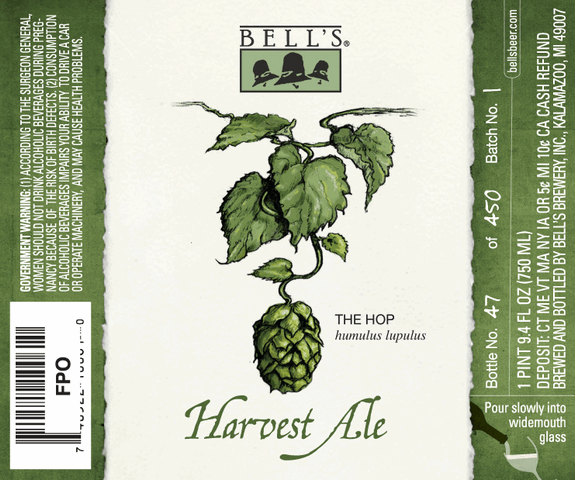 Bell's Harvest Ale