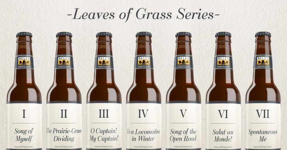 Bell's Leaves of Grass Series