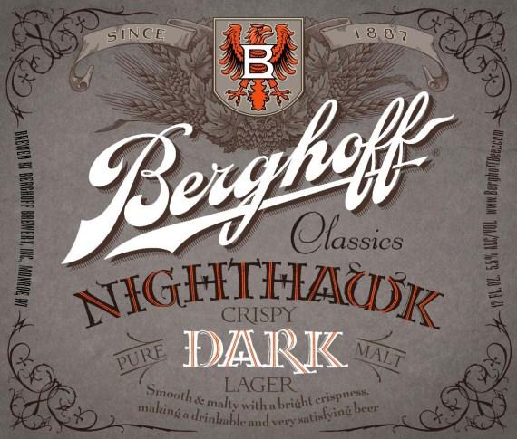 Berghoff Nighthawk Dark