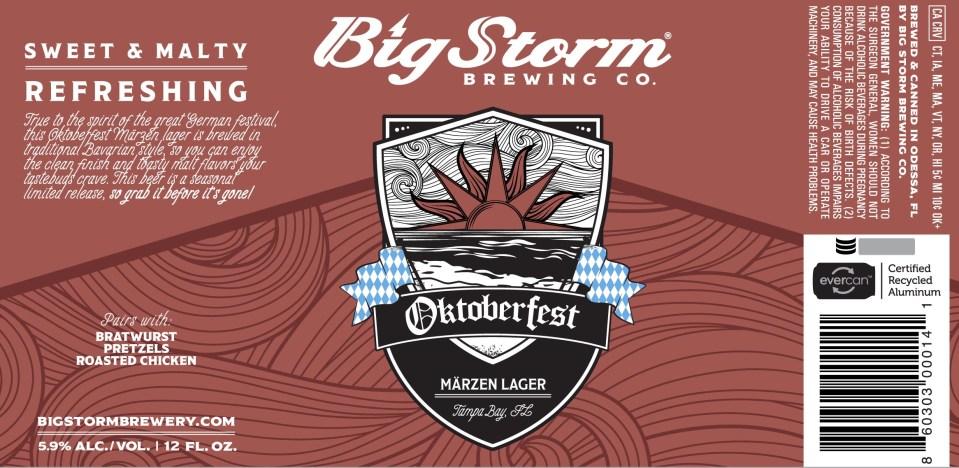 Big Storm Oktoberfest