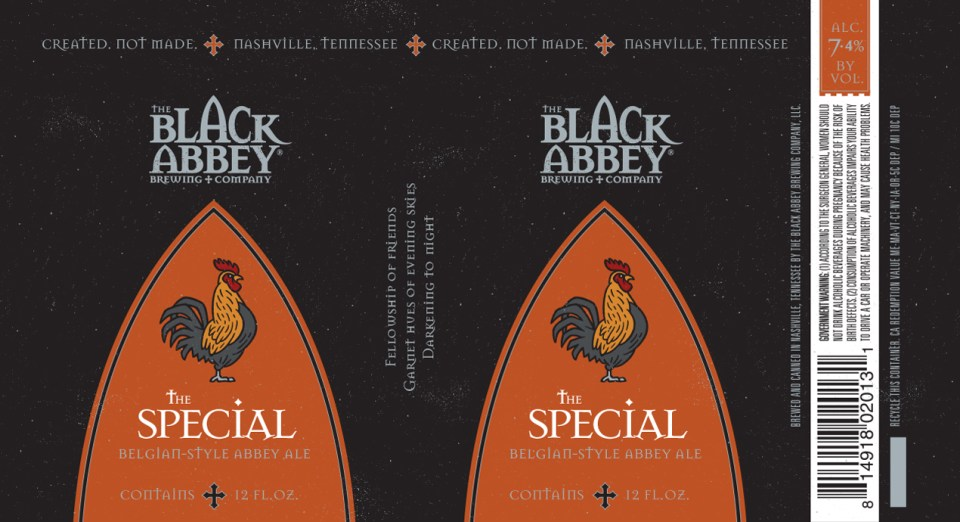 Black Abbey The Special