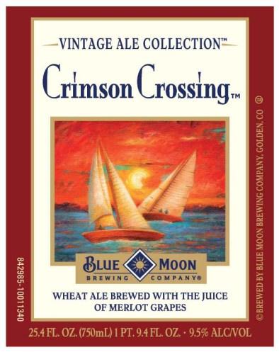 Blue Moon Crimson Crossing Front