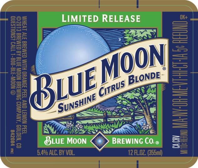 Blue Moon Sunshine Citrus Blonde