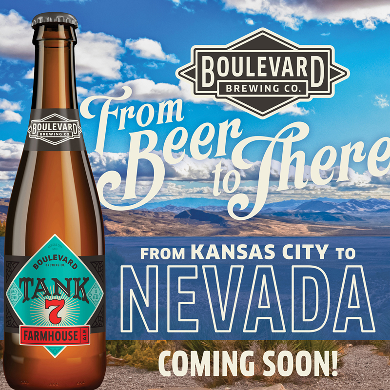 Boulevard Brewing Nevada