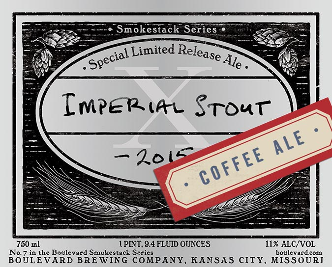 Boulevard Imperial Stout Coffee Ale