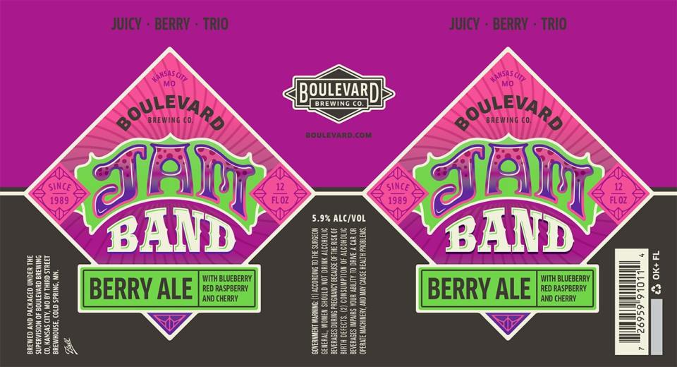 Boulevard Jam Band Cans