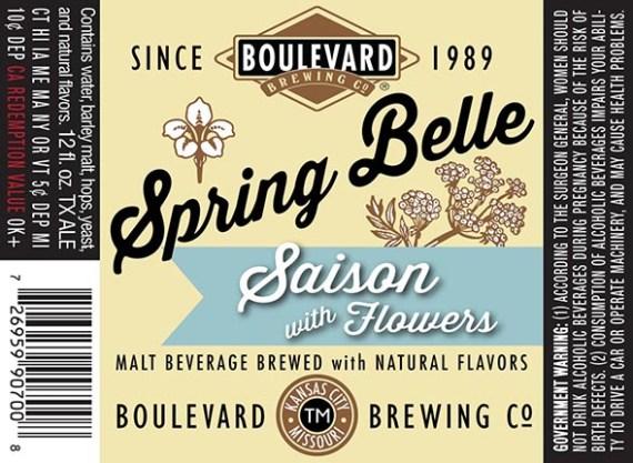 Boulevard Spring Belle