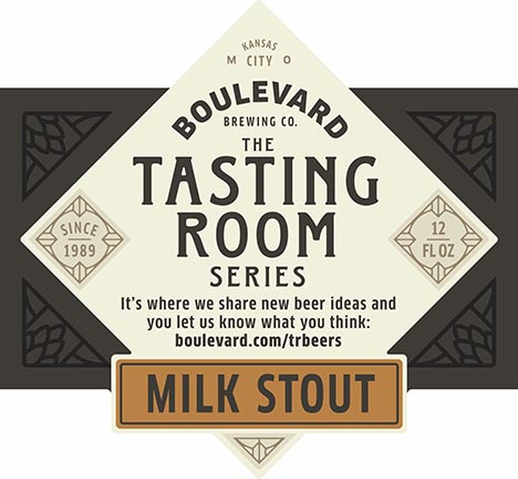 Boulevard Tasting Room Milk Stout
