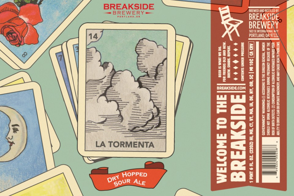 Breakside La Tormenta