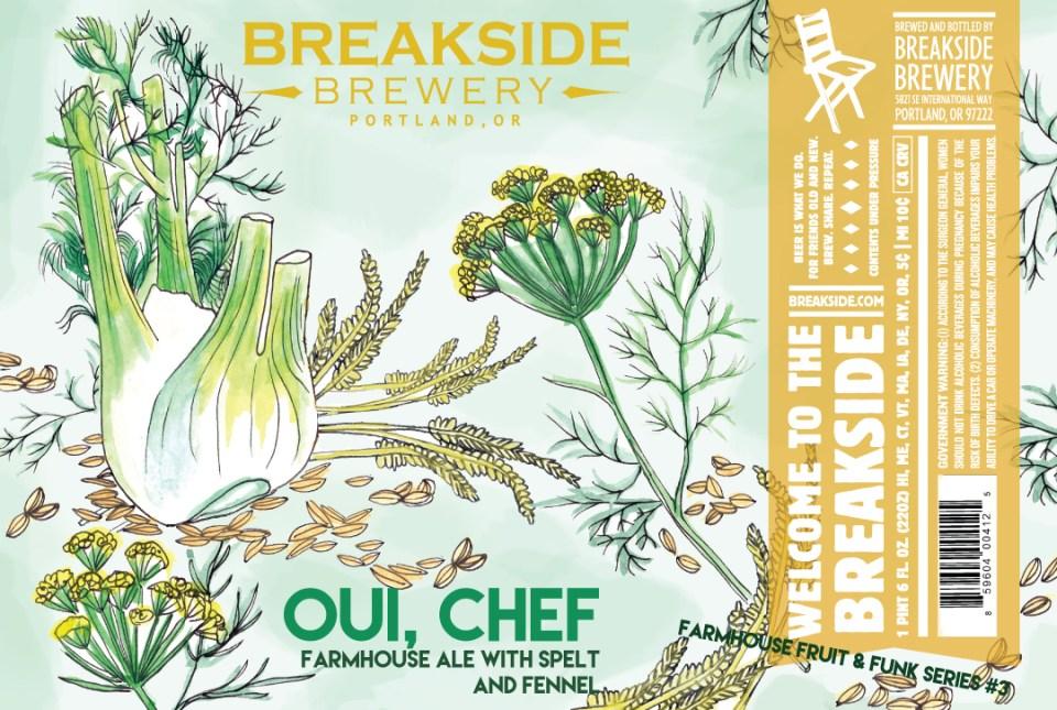 Breakside Oui Chef