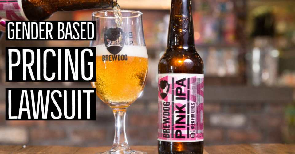 BrewDog Pink IPA Lawsuit
