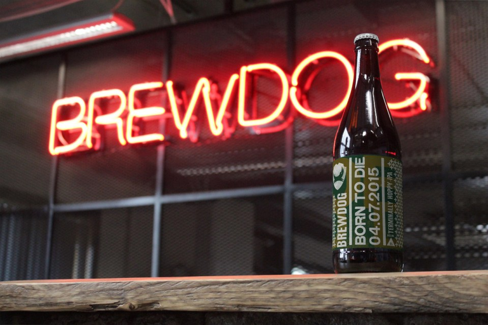 Brewdog Born to Die