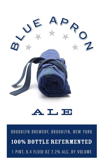 Brooklyn Blue Apron