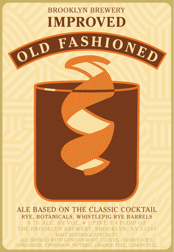 Brooklyn Improved Old Fashioned