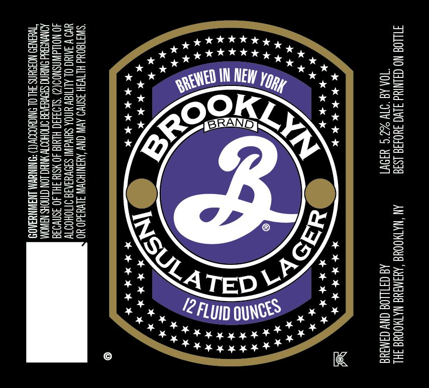 Brooklyn Insulated Lager
