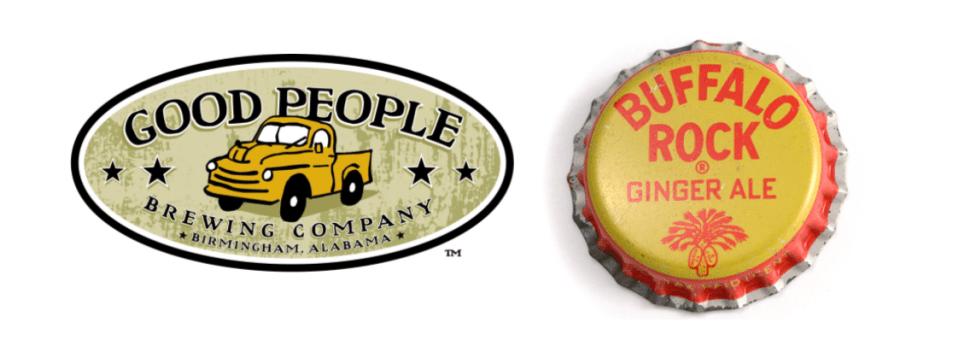 Buffalo Rock Ginger Ale