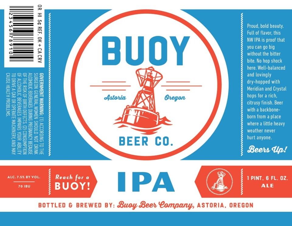 Buoy Beer Co. IPA