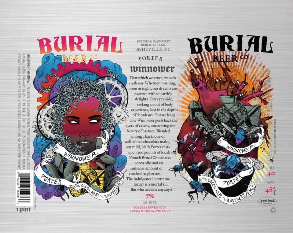 Burial Beer Winnower