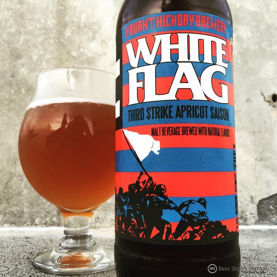 Burnt Hickory White Flag Third Strike