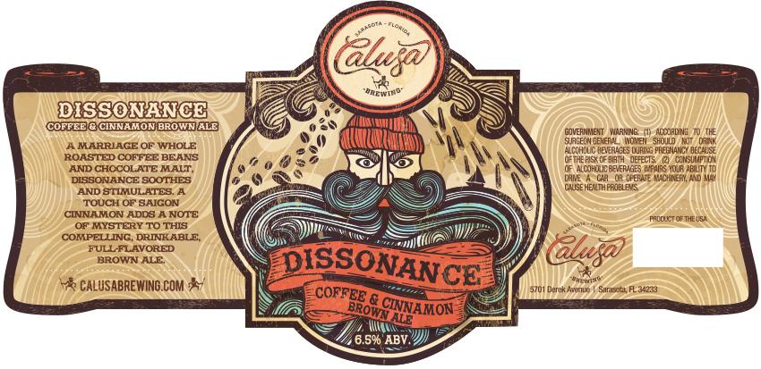 Calusa Brewing Dissonance