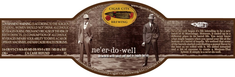 Cigar City Ne'er-do-well
