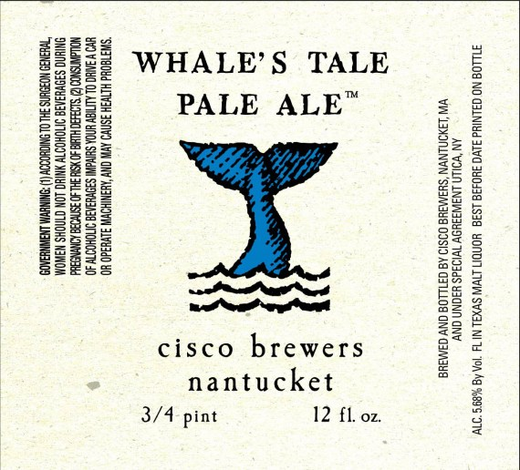 Cisco Brewers Pale Ale