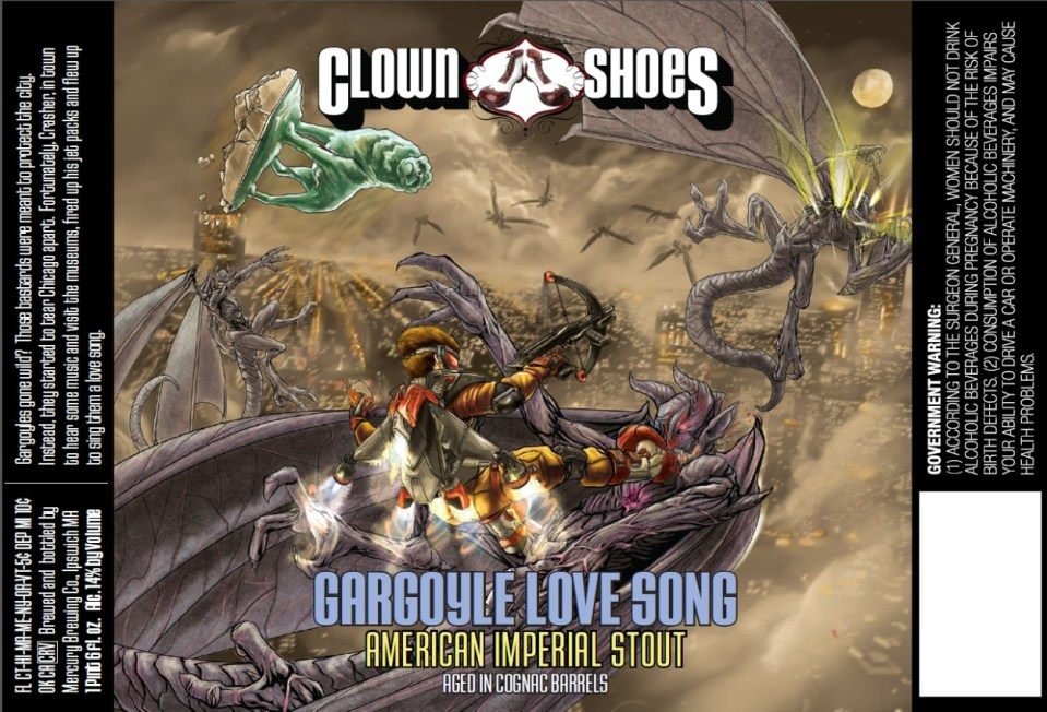 Clown Shoes Gargoyle Love Song