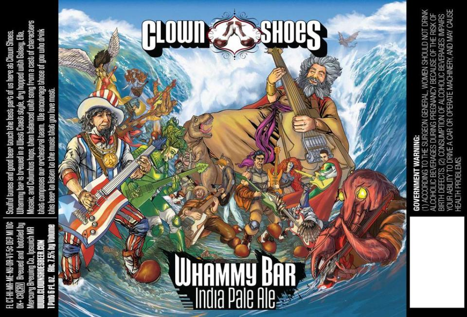 Clown Shoes Whammy Bar