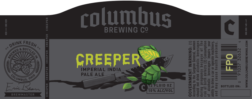 Columbus Brewing Creeper