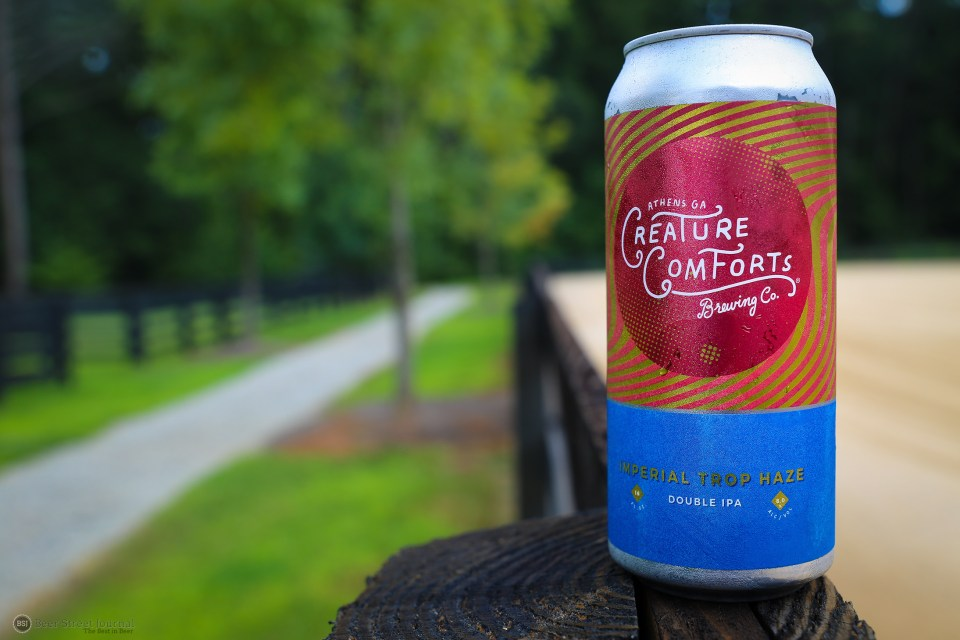Creature Comforts Imperial Trop Haze Can