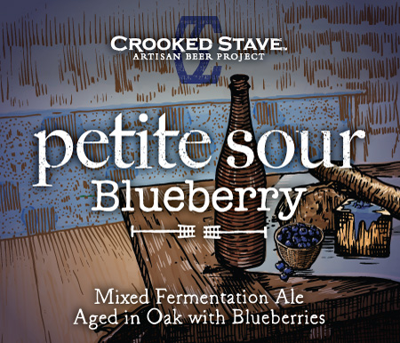 Crooked Stave Petite Sour Blueberry