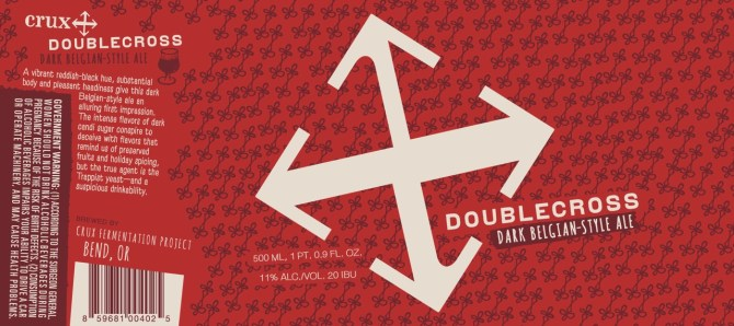 Crux Fermentation Project Doublecross