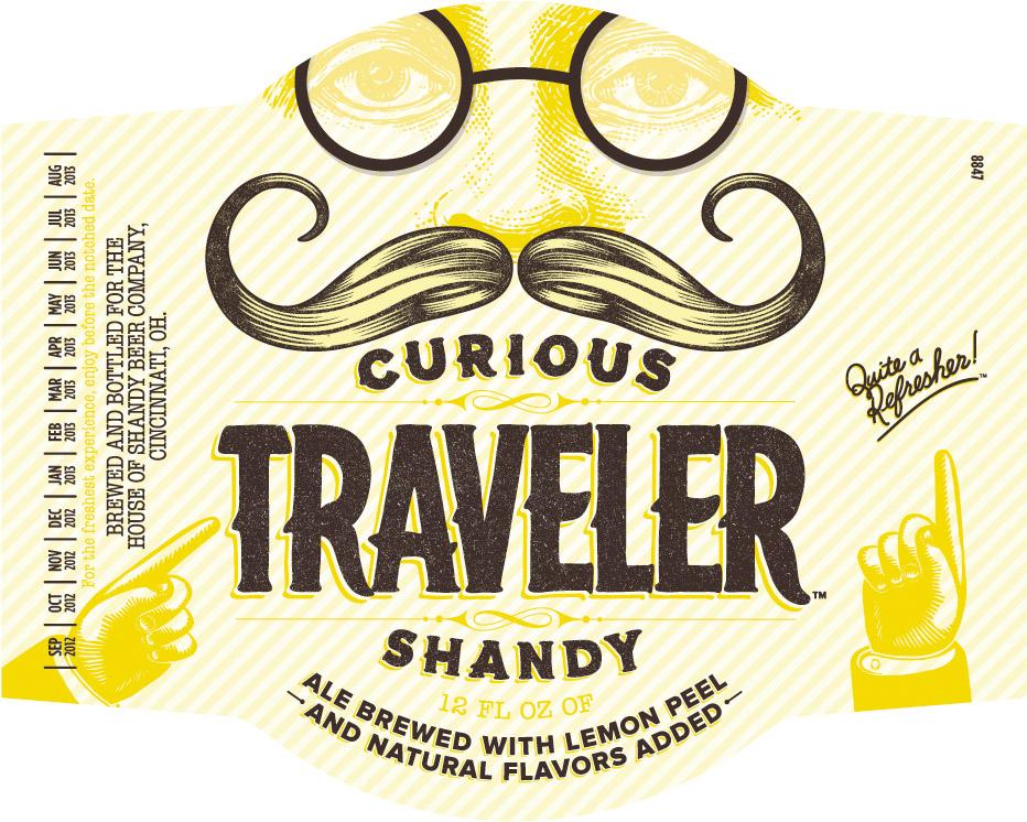 Curious Traveler Shandy