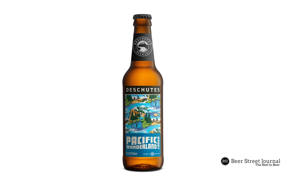Deschutes Pacific Wonderland Lager