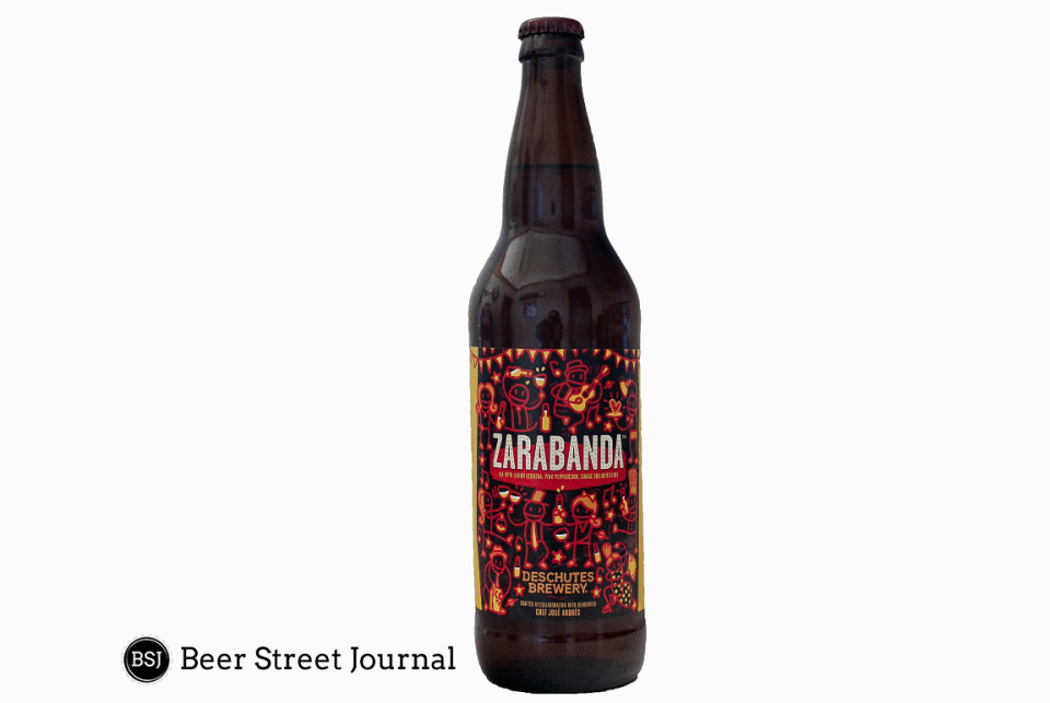Deschutes Zarabanda Bottle