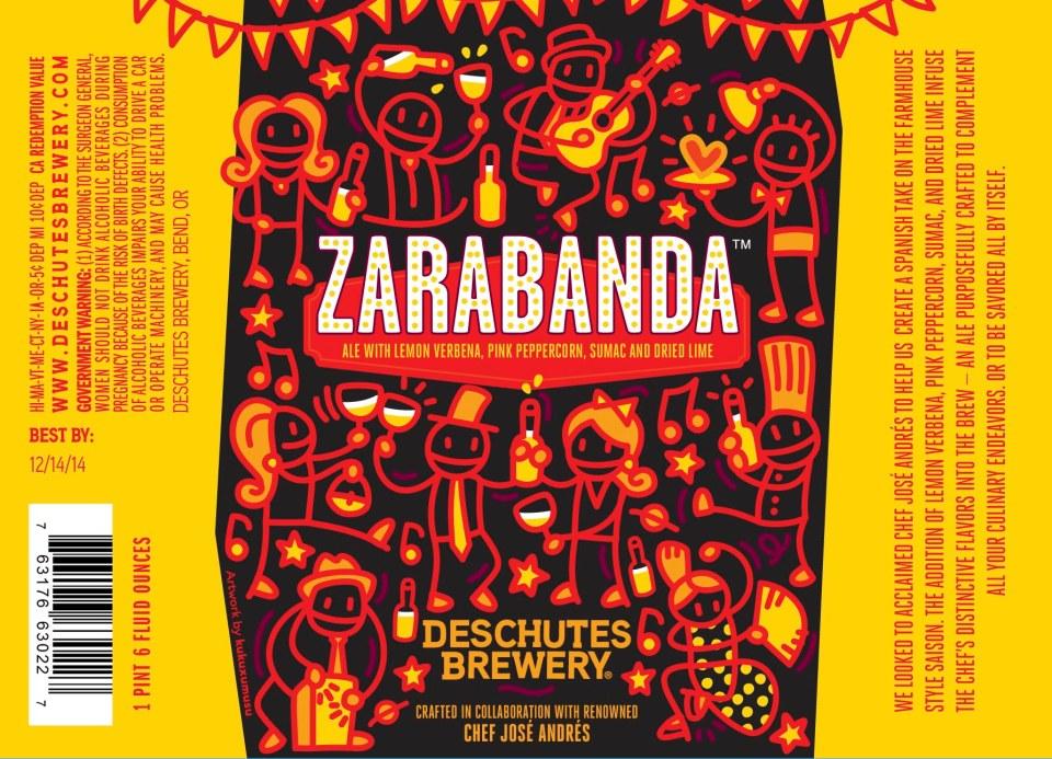 Deschutes Zarabanda