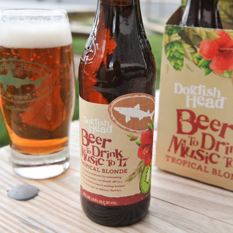 Dogfish Head Beer to Drink To 2017