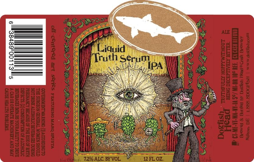 Dogfish Head Liquid Truth Serum IPA
