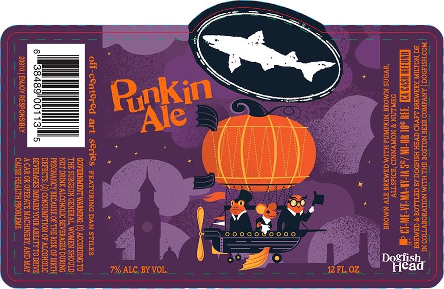 Dogfish Head Punkin Ale 2020